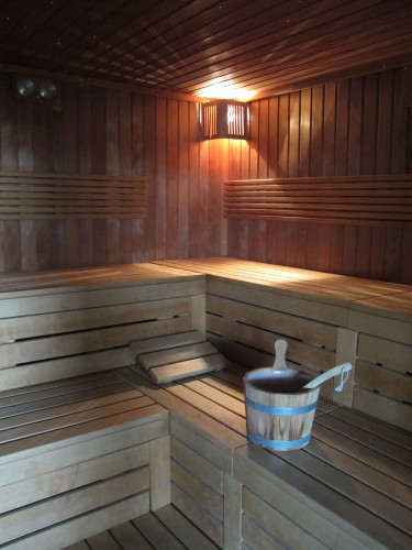 wellness sauna. Black Bedroom Furniture Sets. Home Design Ideas